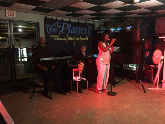 Lehigh Acres, Floride : The Platters