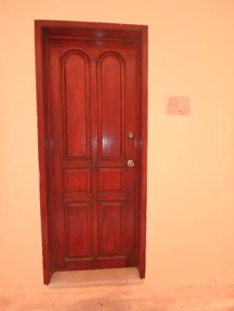 Hotel Ojo De Agua: Room 105