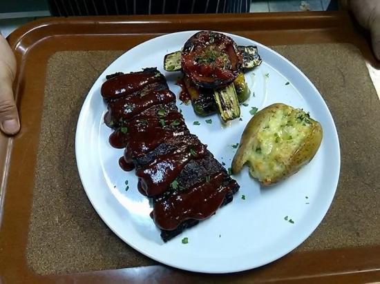 Kokkinidis Restaurant: Rips!!!!!!!