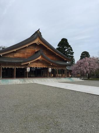 Toyama Gokoku Shrine