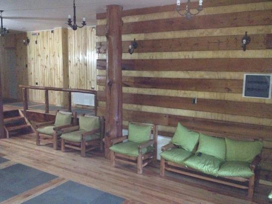 Baño Nuevo Coyhaique:photo5jpg: fotografía de Hotel Oelkers, Parque Nacional Hornopirén