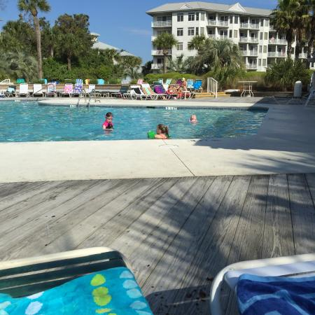 Sea Crest Villas: The kids pool