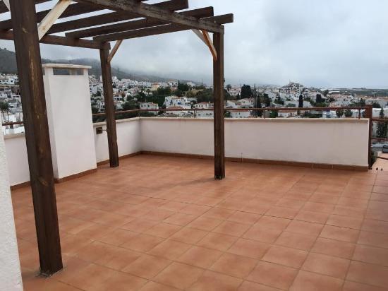 Terraza ático Picture Of Nerja Siglo Xxi Malaga Tripadvisor