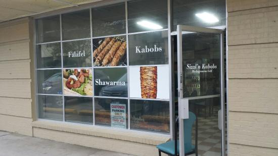 Sizzl'n Kabobs