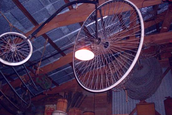 The Oldest Store Museum: Ceiling cycle