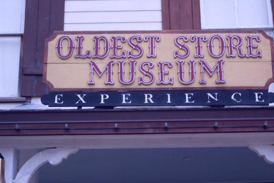 The Oldest Store Museum: American Pickers' delight☺