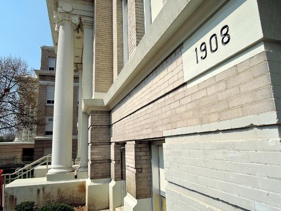 Boise High School, North End