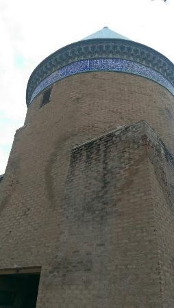 Tomb Hamdullah Mostofi