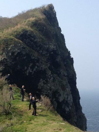 Oki Chibu Red Cliff: 海