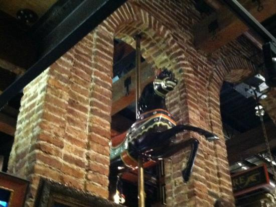 Darryl's Wood Fired Grill : Giddy up