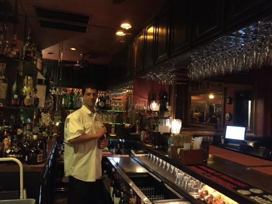 La Barataria: The bar