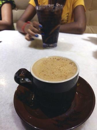 OldTown White Coffee: white coffee