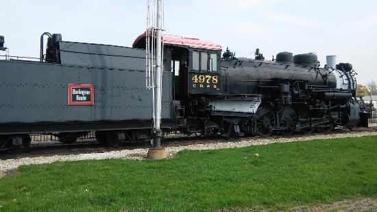 Union Depot Railroad Museum