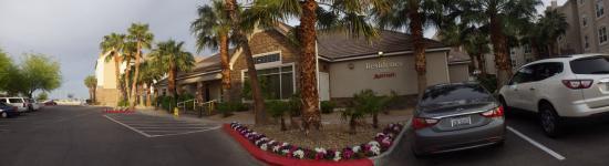 Residence Inn Las Vegas South: 入口