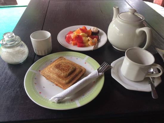 Dani Homestay: Delicious breakfast!!!