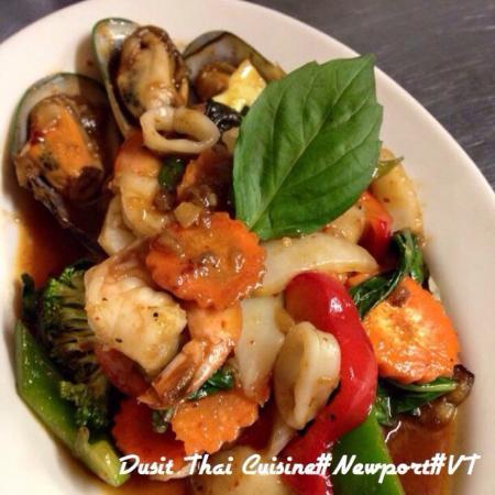 Vermont Thai Restaurent