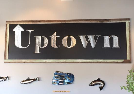The Uptown Cafe: The Uptown Restaurant.
