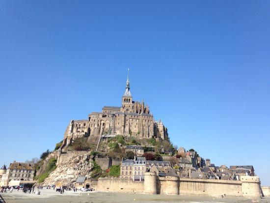 Photo of Monument / Landmark Abbaye du Mont-Saint-Michel at Bp 22, Mont-Saint-Michel 50170, France