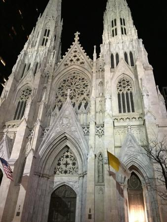 Photo of Church St. Patrick's Cathedral at 460 Madison Avenue, New York City, NY 10022, United States