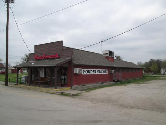 Overview of Ranchman's Cafe