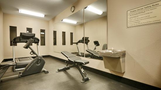 BEST WESTERN PLUS Circle Inn: Fitness