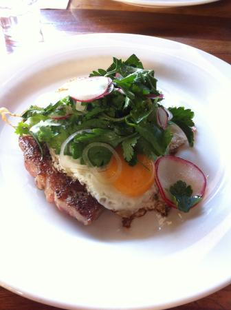 Cantina 663: Minute steak for a special breaky