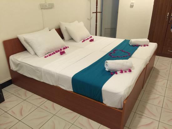 APQUO Veli Hotel: Deluxe Double Room