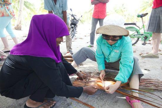 Faafu Atoll: Traditional Activities