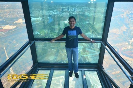 Eureka Skydeck 88 - panoramic views of Melbourne | Australia ...