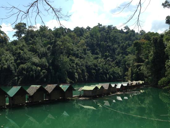 Khlong Sok Thailand  city photos : ... large Foto van Khao Sok Jungle Huts, Khlong Sok TripAdvisor