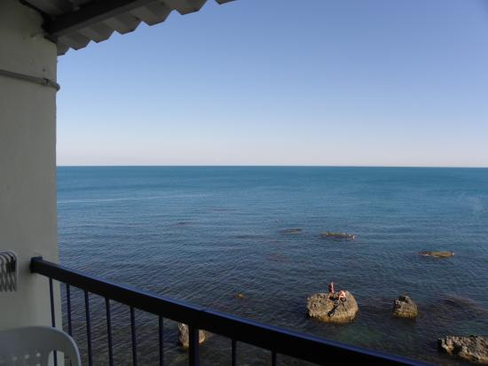 Simeiz: Вид с балкона