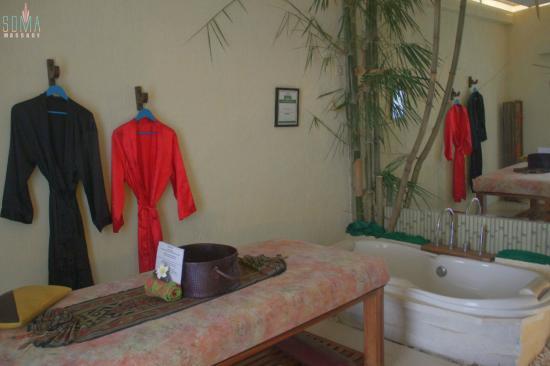 Soma Massage & Spa: VIP Room