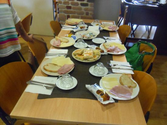 Park Hotel: Frühstücksbuffet