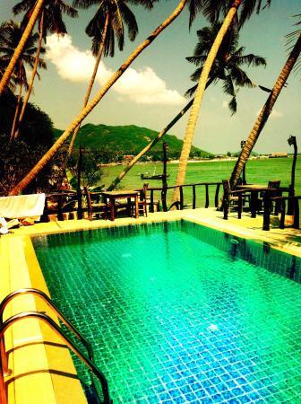 Phangan Cottages: Toller Pool