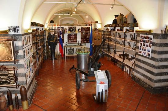 Vojni muzej Idrija