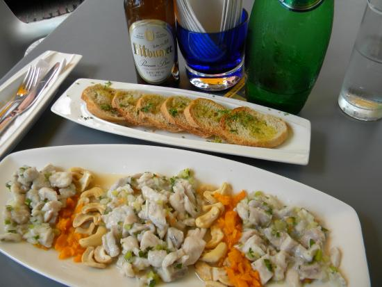 Ciao Pescao : My lunch
