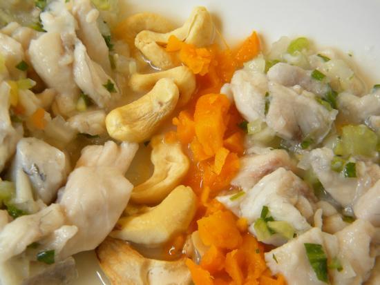 Ciao Pescao : Lunch