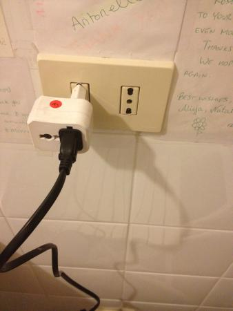 Campanella 3: Electrical Outlet