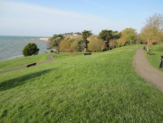 Weymouth, UK: Gardens view
