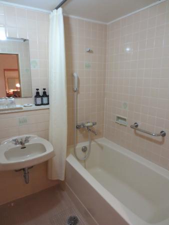 Sajima Marina Hotel : バスルーム