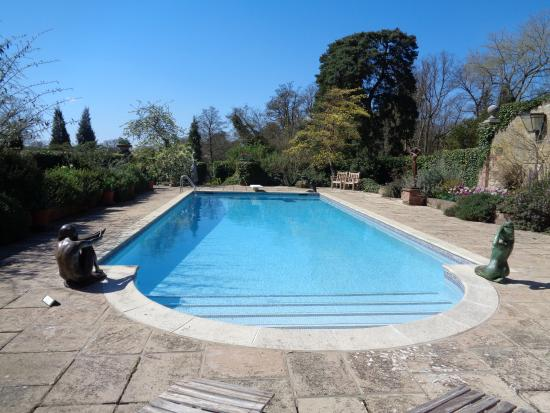 Swimming Pools Open Example