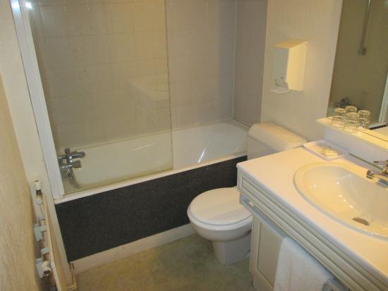 Le Vert Bocage : Salle de bain