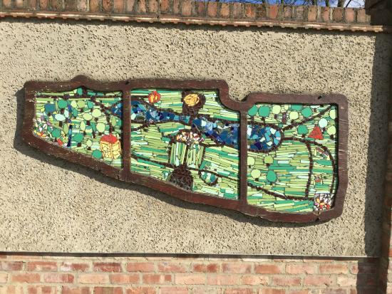 Rowntree Park: The Park as a mosaic map
