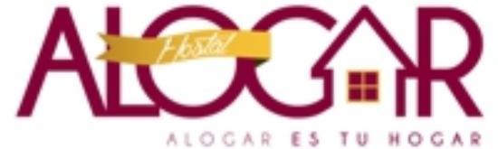 Hostal Alogar: Logotipo Alogar