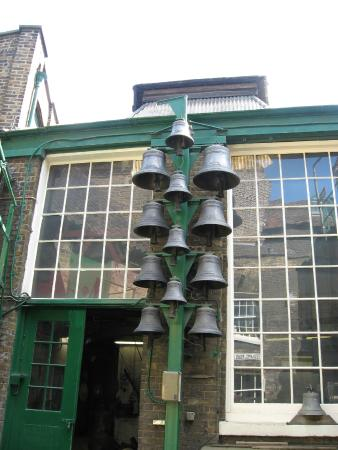 Whitechapel Bell Foundry: Set of bells