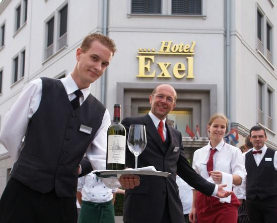 Herzlich Willkommen im ****Hotel Exel