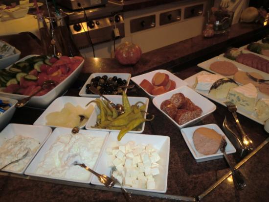 BEST WESTERN Leoso Hotel Ludwigshafen : 朝食