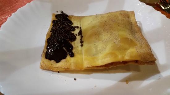 Pastel Com Borda - Loja Floresta