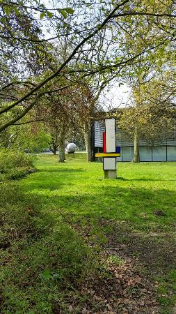"Bottrop, Duitsland: Museum ""Quadrat"""