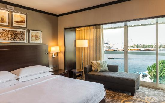 Sheraton Dubai Creek Hotel & Towers: CreekView Room